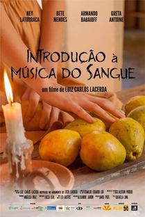 Introdução à Música do Sangue - Poster / Capa / Cartaz - Oficial 2