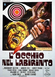Eye in the Labyrinth - Poster / Capa / Cartaz - Oficial 1
