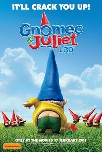 Gnomeu e Julieta - Poster / Capa / Cartaz - Oficial 2