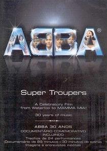 Abba - Super Troupers  - Poster / Capa / Cartaz - Oficial 1