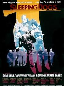 Sleeping Dogs  - Poster / Capa / Cartaz - Oficial 1