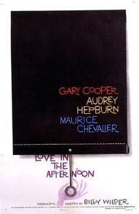 Amor na Tarde - Poster / Capa / Cartaz - Oficial 16