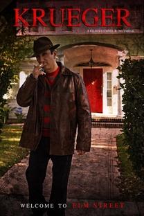 Krueger – A Walk Through Elm Street - Poster / Capa / Cartaz - Oficial 1