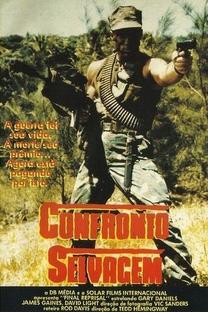 Confronto Selvagem - Poster / Capa / Cartaz - Oficial 1