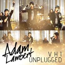Adam Lambert - VH1 Unplugged - Poster / Capa / Cartaz - Oficial 1
