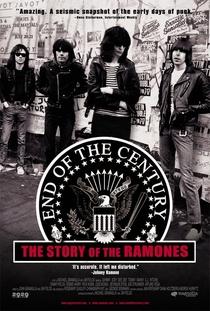 Fim do Século: A História dos Ramones - Poster / Capa / Cartaz - Oficial 1