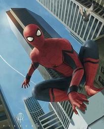 Homem-Aranha: De Volta ao Lar - Poster / Capa / Cartaz - Oficial 17