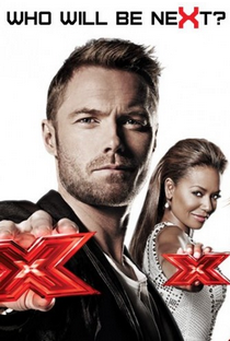 The X Factor - Austrália (4ª Temporada) - Poster / Capa / Cartaz - Oficial 1