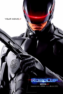 RoboCop - Poster / Capa / Cartaz - Oficial 2