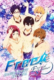 Free!: Eternal Summer Special - Poster / Capa / Cartaz - Oficial 1