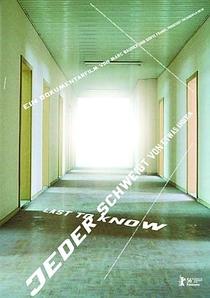 O Último a Saber - Poster / Capa / Cartaz - Oficial 1