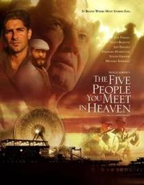 As Cinco Pessoas Que Você Encontra no Céu - Poster / Capa / Cartaz - Oficial 1
