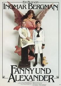 Fanny e Alexander - Poster / Capa / Cartaz - Oficial 20