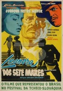 Leonora dos Sete Mares  - Poster / Capa / Cartaz - Oficial 1