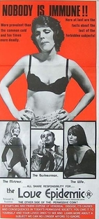 The Love Epidemic - Poster / Capa / Cartaz - Oficial 1