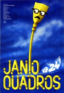 Jânio A 24 Quadros - Poster / Capa / Cartaz - Oficial 1