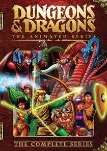 Caverna do Dragão (1ª Temporada) - Poster / Capa / Cartaz - Oficial 3