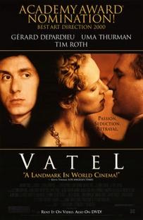 Vatel - Um Banquete Para o Rei - Poster / Capa / Cartaz - Oficial 3
