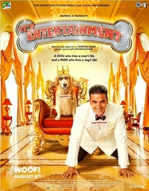 Entertainment - Poster / Capa / Cartaz - Oficial 5