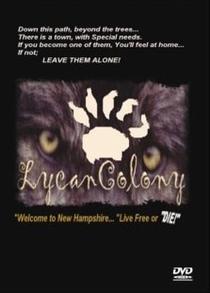 Lycan Colony - Poster / Capa / Cartaz - Oficial 1