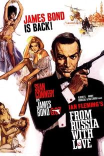 Moscou Contra 007 - Poster / Capa / Cartaz - Oficial 11