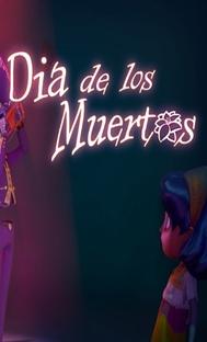 Dia de Los Muertos - Poster / Capa / Cartaz - Oficial 1