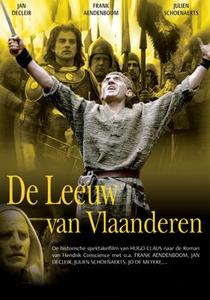 De leeuw van Vlaanderen  - Poster / Capa / Cartaz - Oficial 1