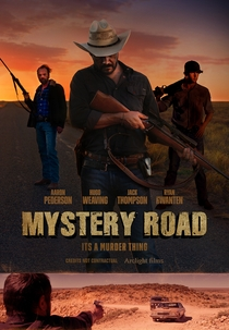 Mystery Road - Poster / Capa / Cartaz - Oficial 3