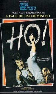 Ho! A Face de um Criminoso - Poster / Capa / Cartaz - Oficial 1