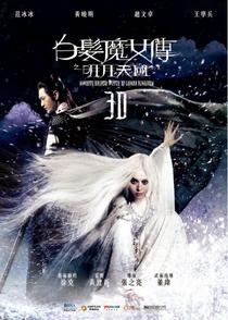 A Bruxa do Cabelo Branco do Reino Lunar - Poster / Capa / Cartaz - Oficial 7
