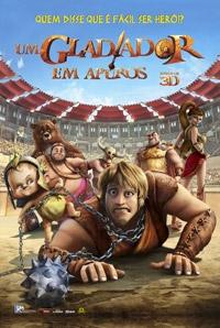 Um Gladiador em Apuros - Poster / Capa / Cartaz - Oficial 2