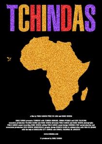 Tchindas - Poster / Capa / Cartaz - Oficial 1