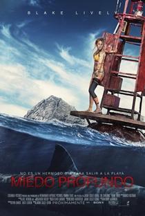 Águas Rasas - Poster / Capa / Cartaz - Oficial 9