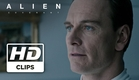 Alien: Covenant | Conheça Walter | Legendado HD