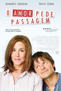 O Amor Pede Passagem - Poster / Capa / Cartaz - Oficial 2