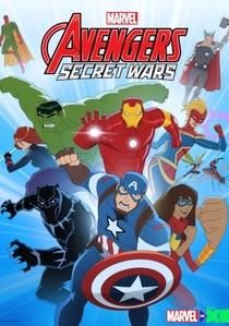Os Vingadores Unidos (4ª Temporada) - Poster / Capa / Cartaz - Oficial 1