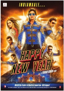 Happy New Year - Poster / Capa / Cartaz - Oficial 8