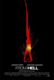 Do Inferno - Poster / Capa / Cartaz - Oficial 1