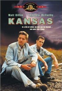 Kansas - Uma Dupla Acima da Lei - Poster / Capa / Cartaz - Oficial 1