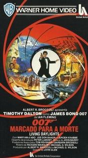 007 - Marcado para a Morte - Poster / Capa / Cartaz - Oficial 3