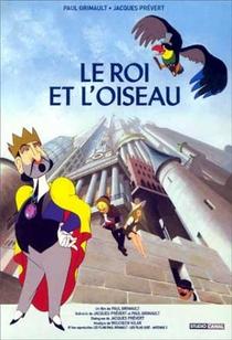 O Rei e o Pássaro - Poster / Capa / Cartaz - Oficial 1