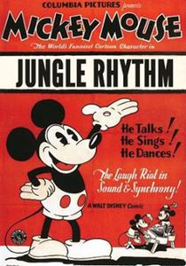 Jungle Rhythm  - Poster / Capa / Cartaz - Oficial 1