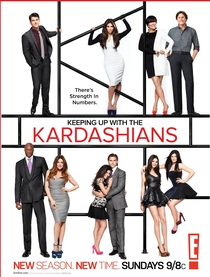 Keeping Up With the Kardashians (7ª temporada) - Poster / Capa / Cartaz - Oficial 1