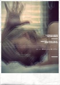 Uma Mulher Sob Influência - Poster / Capa / Cartaz - Oficial 1