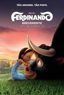O Touro Ferdinando - Poster / Capa / Cartaz - Oficial 5