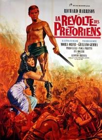 La Rivolta dei Pretoriani - Poster / Capa / Cartaz - Oficial 4