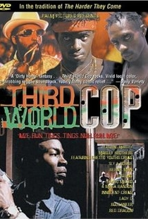 Third World Cop - Poster / Capa / Cartaz - Oficial 1