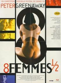 8 ½ Mulheres - Poster / Capa / Cartaz - Oficial 1