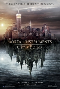 Os Instrumentos Mortais: Cidade dos Ossos - Poster / Capa / Cartaz - Oficial 17