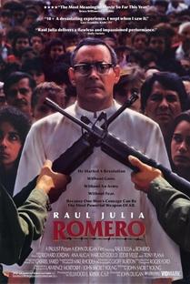 Romero – Uma História Verdadeira - Poster / Capa / Cartaz - Oficial 1